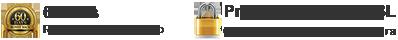 60 Días Reembolso Completo |  Protegido por 128 SSL